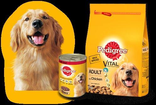 [Offline Hornbach] Pedigree Hundefutter 50% billiger