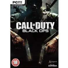 [Steam]Call of Duty: Black Ops für 7,59€ (mit Facebook Key) @ CDKeys