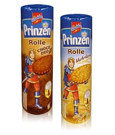 [MAGOWSKY] KW31 De Beukelear Prinzen Rolle Mehrkorn oder Choco Duo (352 g) für 0,59 € (Angebot) [29.07.2015 - 04.08.2015]