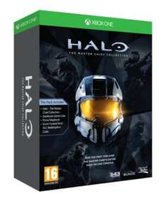 (Xbox One) Halo: The Masterchief Collection Limited Edition
