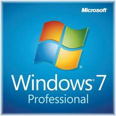 Groupon - Windows 7 Professional für 12,90 Euro