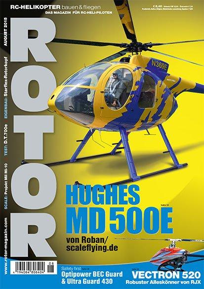Rotor - Magazin Probeheft