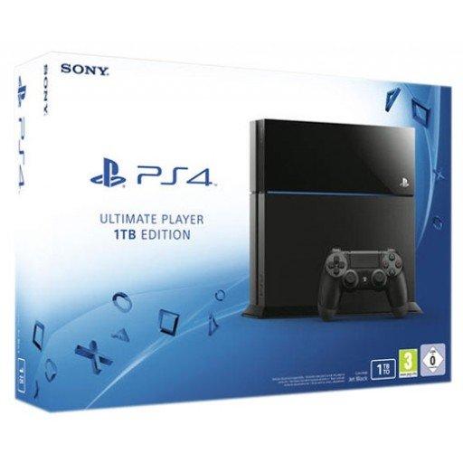 [LIBRO ONLINE] 30.07. bis 06.08.2015 - PS4-Aktion: Playstation 4 - Ultimate Player 1TB für 307,9€ inkl. Versand nach DE - PS4 500GB schwarz/weiß, Batman Bundle,... ebenso erhältlich