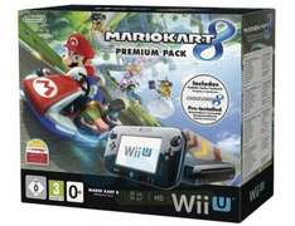 Nintendo Wii U Mario Kart 8 Premium Pack 32GB bei one-telecom.de für 259,00€