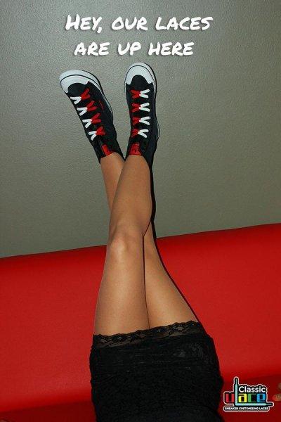"""U-Lace Classic """"Schnürsenkel"""" schwarz 5 Packungen (für etwa 5 Schuhe / 5x6 Laces)"""