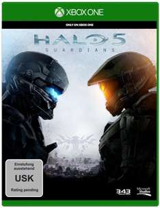 Halo 5 Guardians Xbox One - Vorbestellung