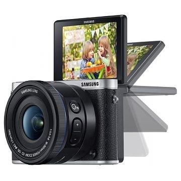 [Digitec.ch] Samsung NX3000, 16-50mm Kit (Schwarz, Silber, 20.30MP) - 28%