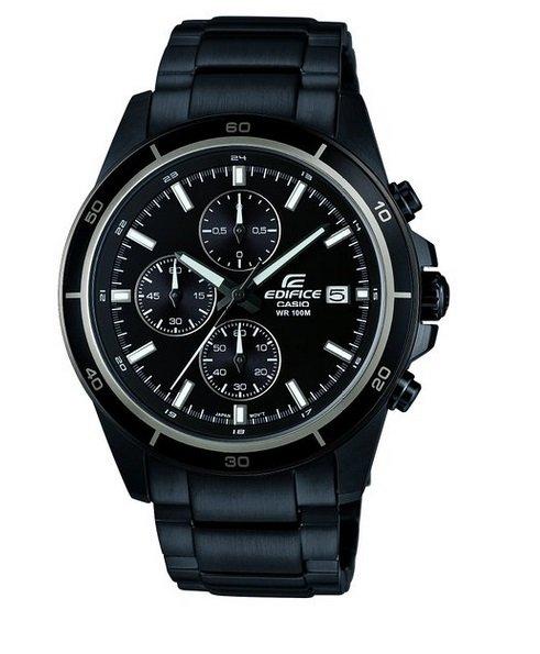 Casio Herren-Armbanduhr XL  Edelstahl Analog für 98,40€