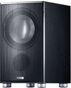 Canton AS 85.2 SC aktiver 200W Subwoofer für 199,99€ statt 217,80 @amazon Blitzangebot