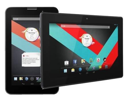 "Vodafone Smart Tab III 7"" WiFi + 3G 16GB schwarz für 69,90€ @ Allyouneed"