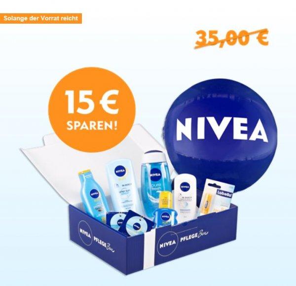 NIVEA PFLEGE BOX SOMMER
