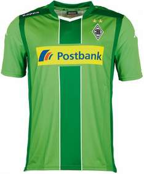 Borussia Mönchengladbach Auswärtstrikot 2014/15 @Teamsport Philipp