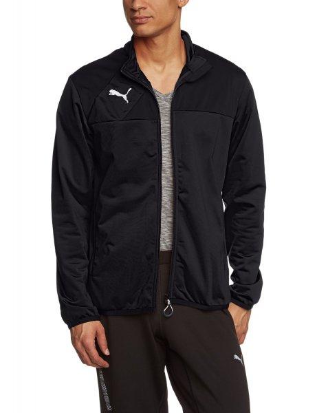 PUMA / Herren Jacke Esquadra Jacket / Größe L / Farbe Schwarz / 11,98 zzgl. Versand