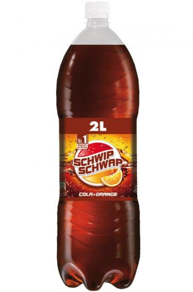 [ZIMMERMANN] KW32 Schwip Schwap Classic oder ohne Zucker (2 l) oder Lemon ohne Zucker (1,5 l) für 0,49 € (Angebot) [Gültig nur am 05.08.2015]