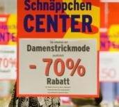 [Paderborn] Ausverkauf Karstadt-Schnäppchencenter - u.a. Rösle Pizza-Set für 20,30 EUR