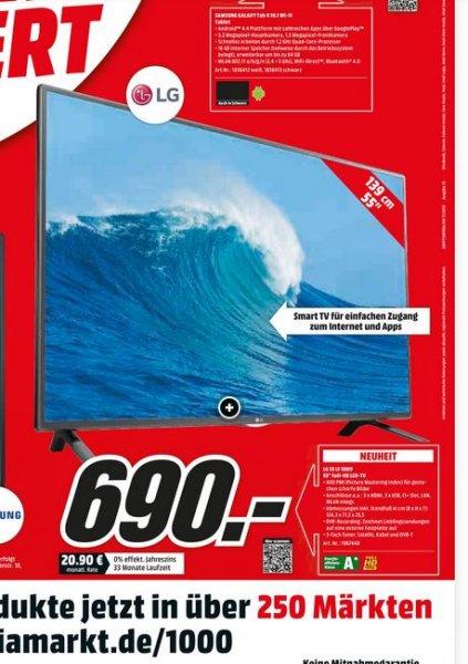 LG 55LF5809 *Aktueller Media Markt Prospekt*