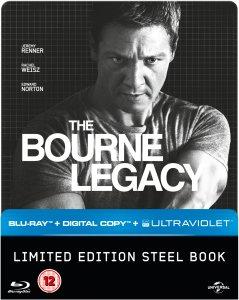 The Bourne Legacy - Steelbook (Blu-ray) (OT) für 6,44€ @Zavvi.de