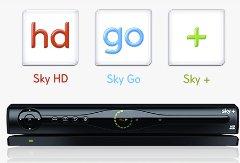 Sky Komplett (Alle Sender) + HD Premium + Sky Go für 35,99€ pro Monat
