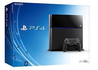 Sony Playstation 4 Konsole - 500GB Schwarz (PS4) ACHTUNG: Nur mit Finanzierung!