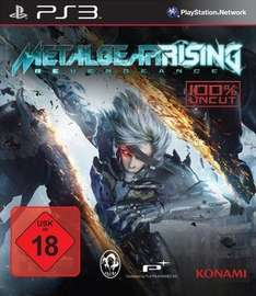 Metal Gear Rising: Revengeance (PS3/Xbox 360) für 2€ @Media Markt