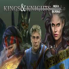 [STEAM] Kings & Knights Mega Bundle @ Indie Gala