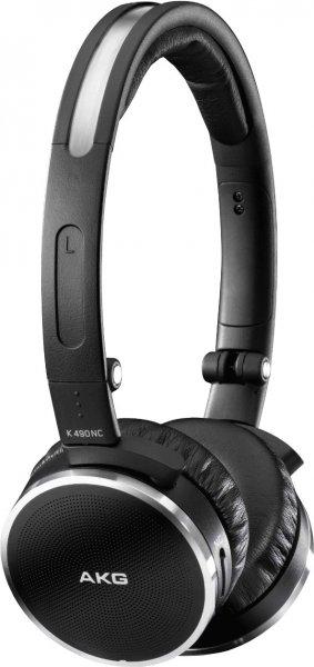[Cyberport] AKG K 490 NC Premium On Ear Kopfhörer mit Noise Cancelling - Schwarz für 119,-€ Versandkostenfrei