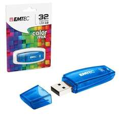 8x32GB (256GB) Emtec USB-Flash-Sticks für 40,- @ lesara