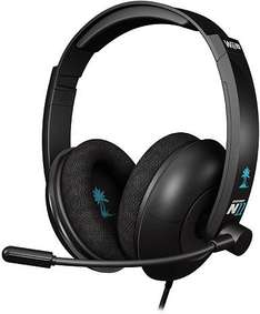 Turtle Beach Earforce N11 - Kabelgebundener Stereo Sound für Wii U, Wii, 3DS, 3DS XL, 2DS, PC, Mac und PS4