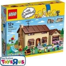 LEGO - 71006 The Simpsons Haus, Toysrus.de, für 169,99€
