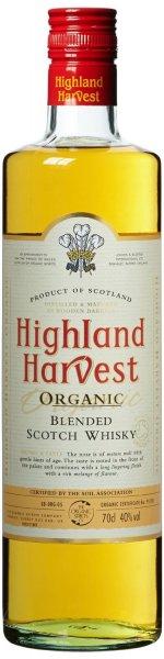 "[Prime] Bio (!) Blended Scotch Whisky ""Highland Harvest Organic"" ,NAS (evt. 8 Jahre), (fast) 1/2 Preis!"