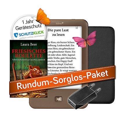 Tolino Shine Rundum-Sorglos-Paket für 79€ inkl. Versand @Weltbild.de