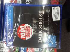 MediaMarkt Leipzig Paunsdorf Center [Bundesweit?] Dark Souls 2 Scholar of the First Sin PS4