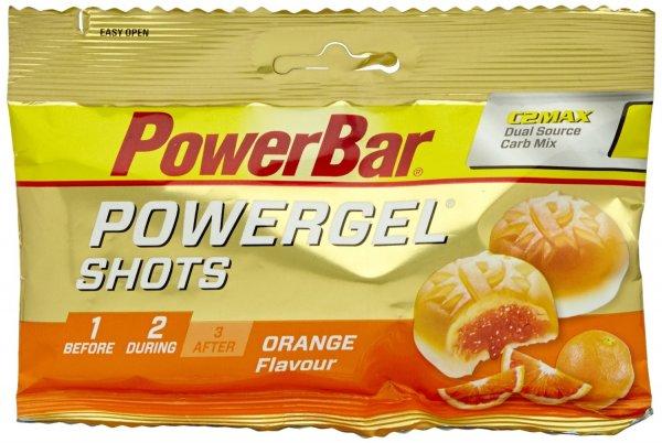 Preisfehler über Amazon 3x PowerBar PowerGel Shots - Orange, 1er Pack (16 x 0.06 kg) eff. 12,16€