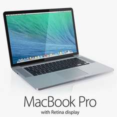 "[Hitmeister] Apple MacBook Pro 15"" Retina 2014 (MGXA2D/A) für 1541,58 Euro [Idealo: 1829 Euro]"