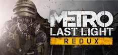 [steam] Metro Last Light Redux oder 2033 Redux für je 3.99€ @ steam