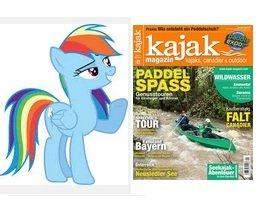 """1x Ausgabe des Trendsport Magazins """"Kajak"""" (kostenlos & unverbindlich / Printvariante)"""