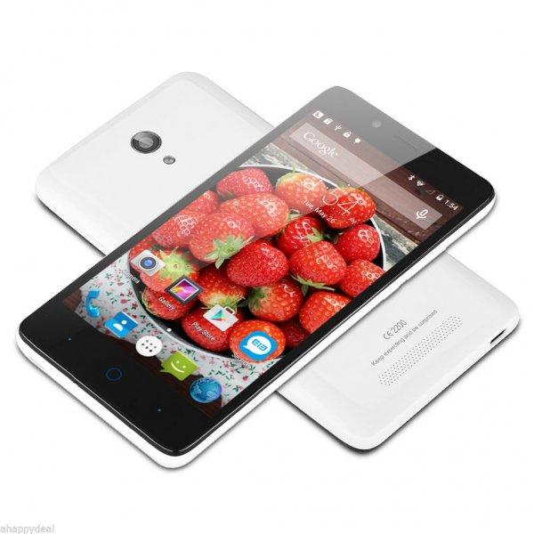 """Elephone P6000 für 120 Euro bei ebay per Preisvorschlag bei """"ahappydeal"""""""