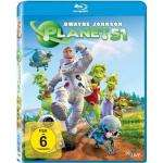 Planet 51 Blu-ray / DVD  @Amazon