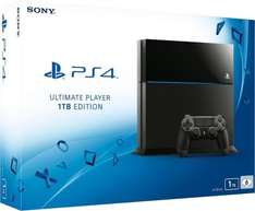 Sony Playstation 4 / PS4 - 1TB Ultimate Player Edition @ebay 349€