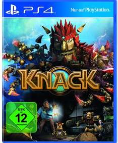 Amazon Prime WHD: Knack für PS4 Playstation 4 Diskversion