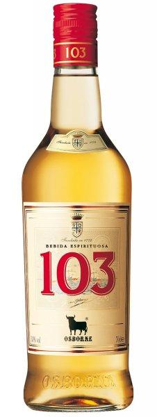 Osborne 103 Etiqueta Blanca 0.7 (1 x 0.7 l) /  @Amazon Prime