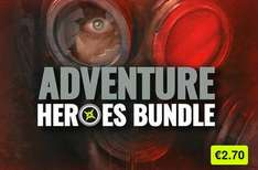 [steam] Adventure Heroes Bundle - 8 Spiele für 2.70€ @ bundlestars