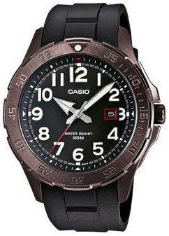 [amazon.de] Casio Collection MTD-1073-1A2VEF Herrenuhr mit Resinarmband für 31,75€ incl.Versand!