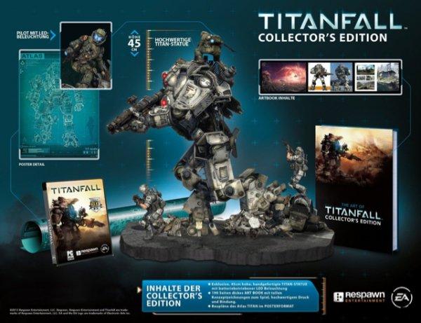 (Lokal MediaMarkt Köln Marsdorf) Titanfall Collectors Edition