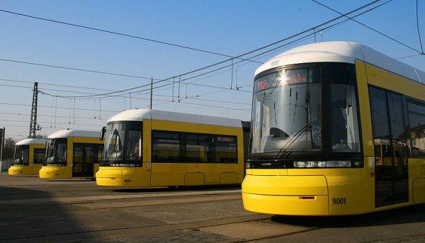 [Lokal Berlin] Am 29.08.2015 kostenlos mit der Tram M8 und M10 fahren.