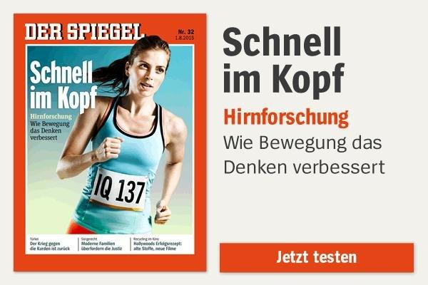 Doch nicht gratis: Spiegel Heft 32 als PDF (Ausgabe 01.08.2015)