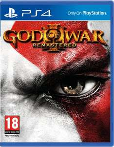 thegamecollection.net - God of War III: Remastered PS4 / Preis inkl. Versand: 31,27 € / Deutsch Spielbar