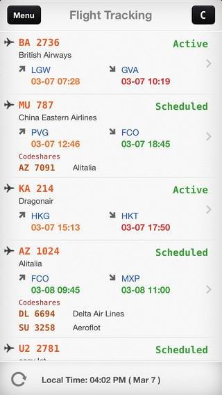 World Flight Pro HD (iPad) von 7,99€ auf 0,00€