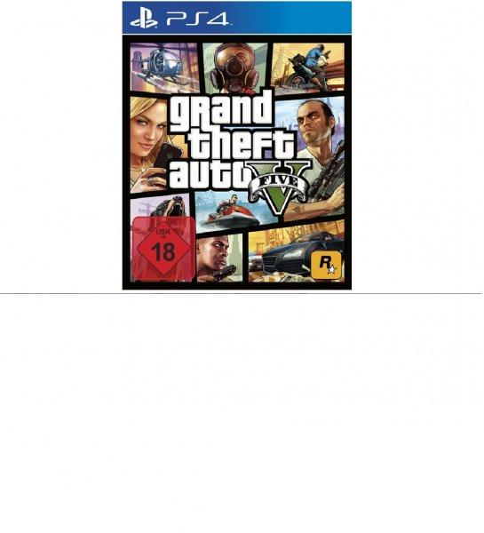 Mueller: GTA V für PS4 für 35 Euro ab 03.08.15