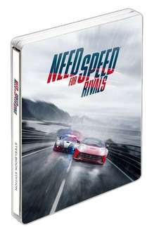 "[Amazon.de WHD]  PS4 - Need for Speed: Rivals - Limited Edition mit Steelbook ""wie neu"""